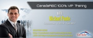 VIP 100% Creative Training with Michael Ponte