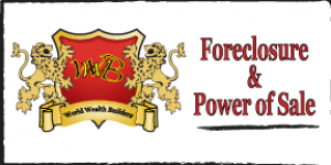 Foreclosures/Power of Sales in Canada