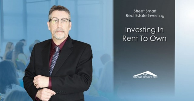 Investing In Rent To Own
