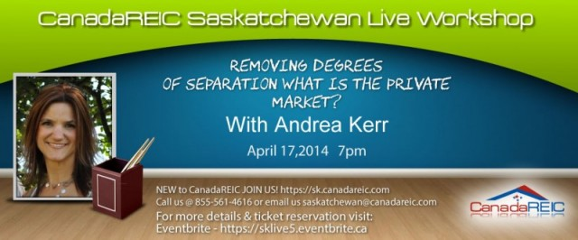 Removing Degrees of Separation - What is the Private Market? with Andrea Kerr