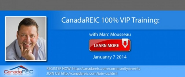 VIP Training with Marc Mousseau