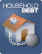 Household debt rises to record levels